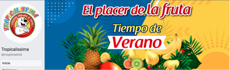 Fan Page Tropicalissima - Restaurante Colombiano